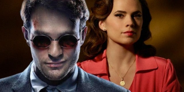 Hayley Atwell and Charlie Cox Reveal What Would Happen If Peggy and Daredevil Met
