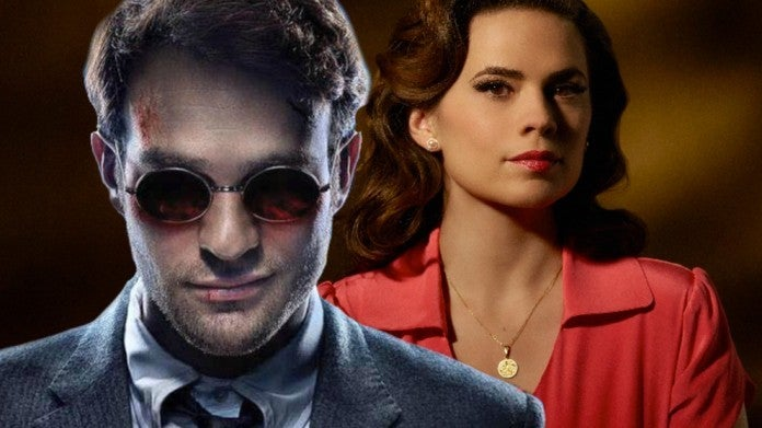 Peggy Carter Hayley Atwell Daredevil Charlie Cox