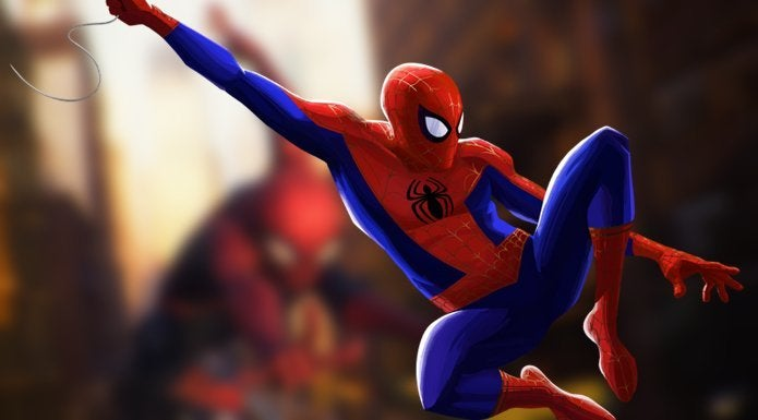 Pixar Spider-Man by julen-urrutia