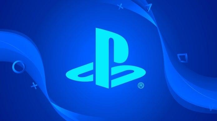 playstation light blue logo