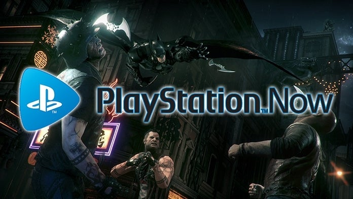 PlayStation Now Batman Arkham