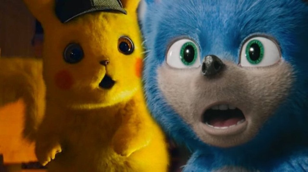 Detective Pikachu Is Horrifying With Sonic The Hedgehog Teeth