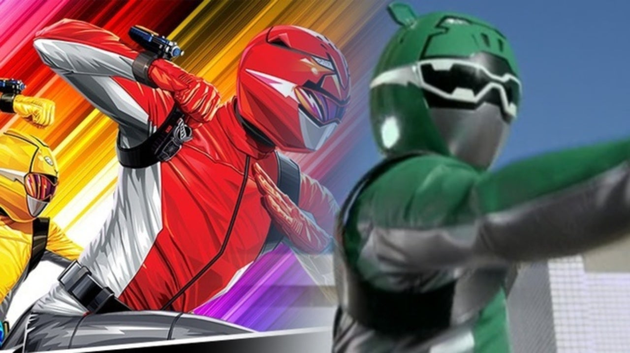 Could Power Rangers Beast Morphers be Getting a Green Ranger?