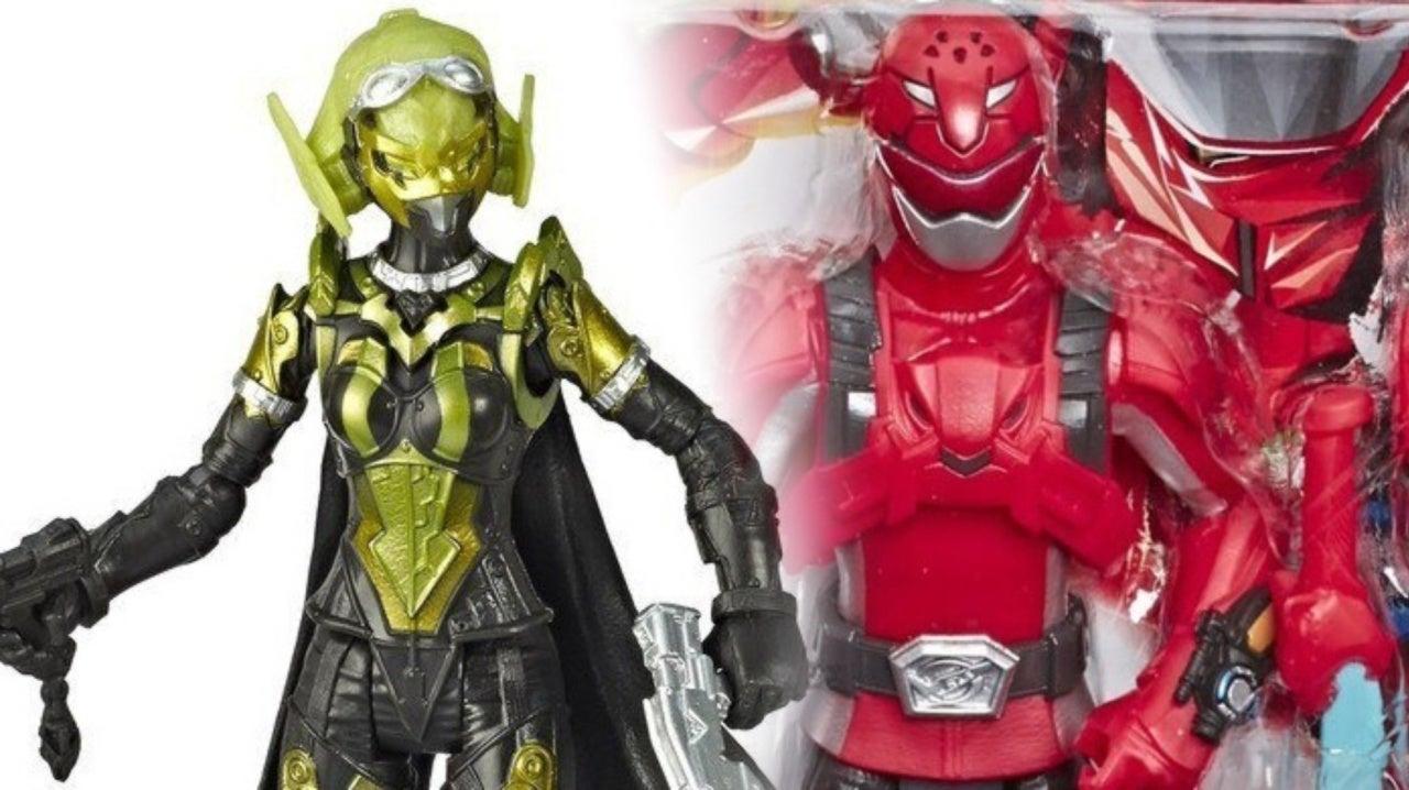 Power Rangers: New Beast Morphers Toys Spotlight Armor Upgrades