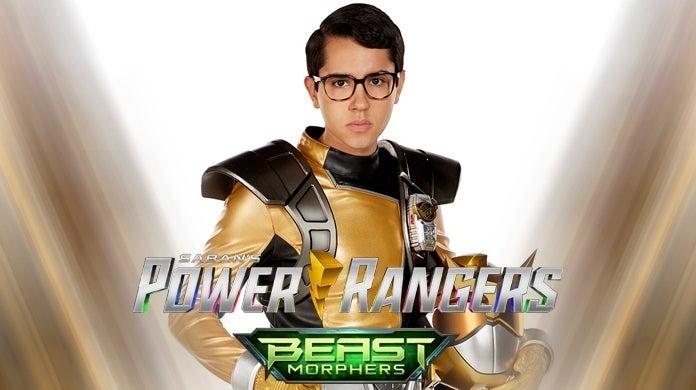 Power-Rangers-Gold-Ranger-Abraham-Rodriguez