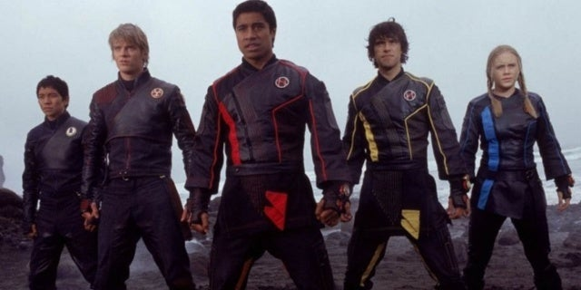 Power Rangers Stars Mourn For Ninja Storm Star Pua Magasiva