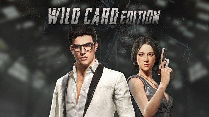 PUBG Wild Card