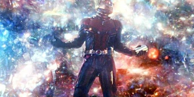 Marvel Studios Concept Artist Reveals Look At Microverse