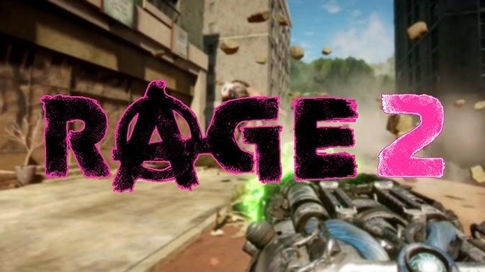 Rage 2 BFG 9000