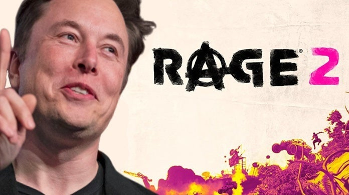 Rage 2 Secret Mission Elon Musk