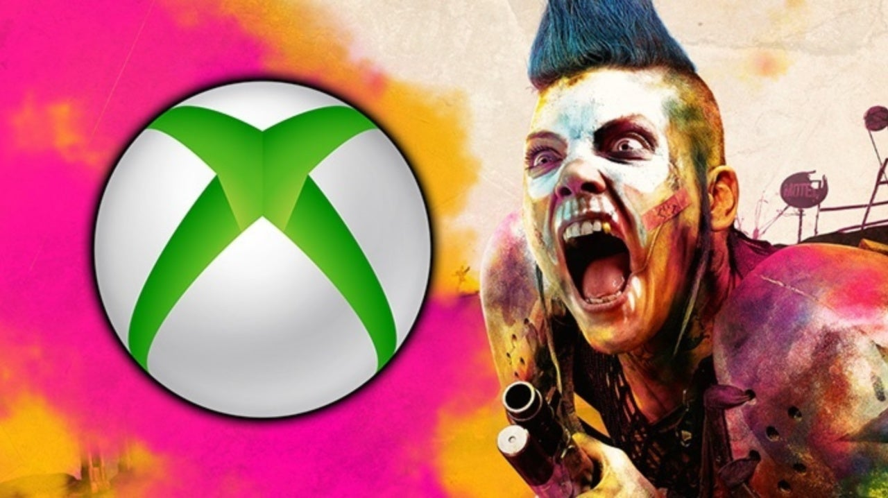 Rage 2 Only Runs at 900p on Xbox One