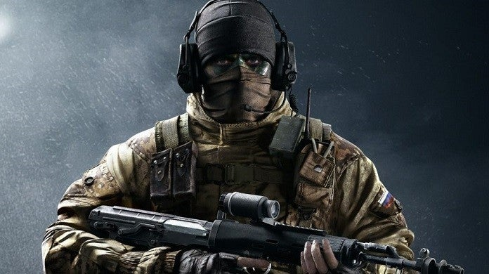 Rainbow Six Siege Glaz