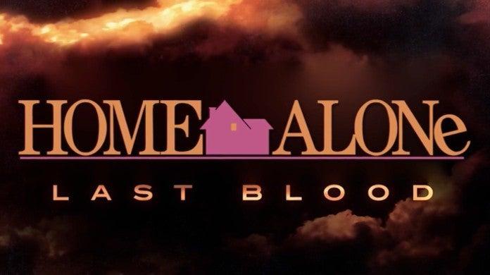 Rambo Last Blood Home Alone Mashup Trailer