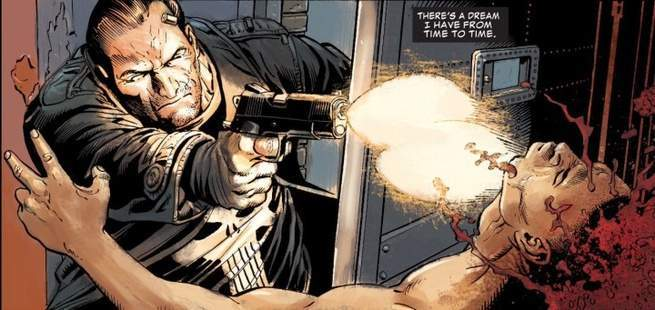 Revenge Comics - Punisher MAX