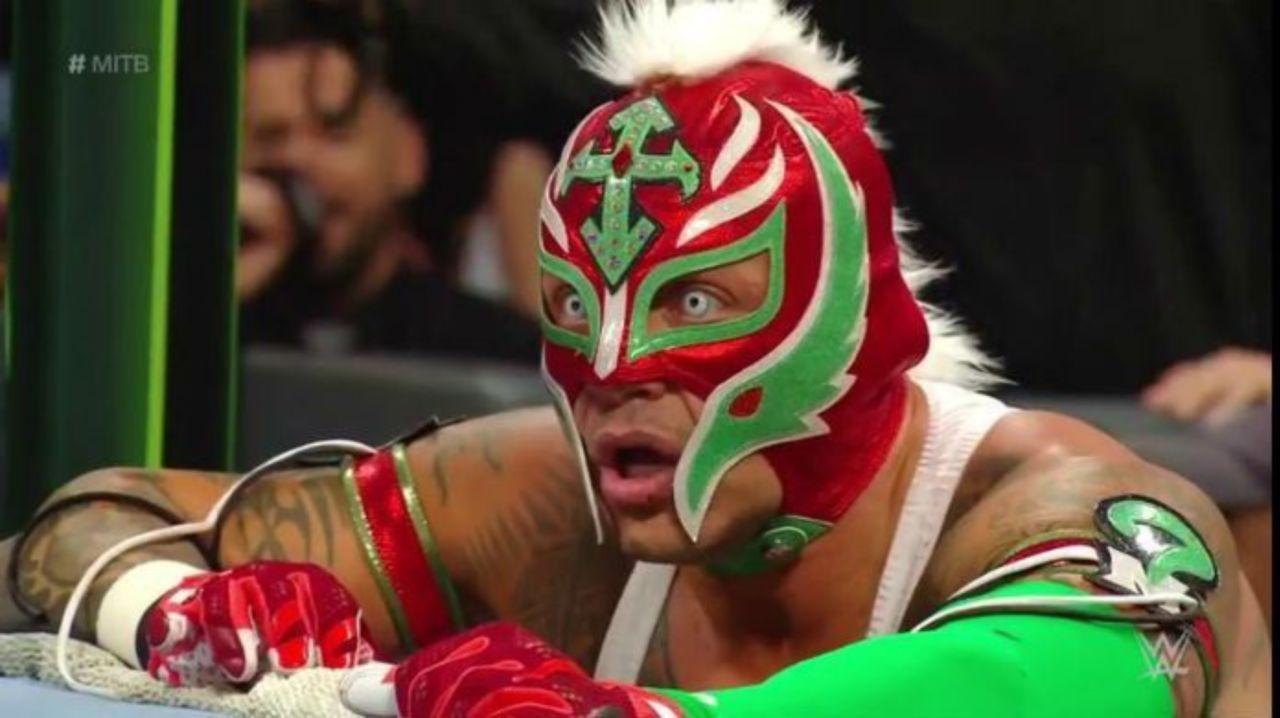Watch: Rey Mysterio Wins United States Champion, Becomes Grand Slam Champion