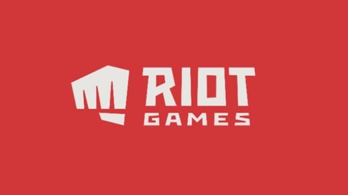 Riot Games Walkout