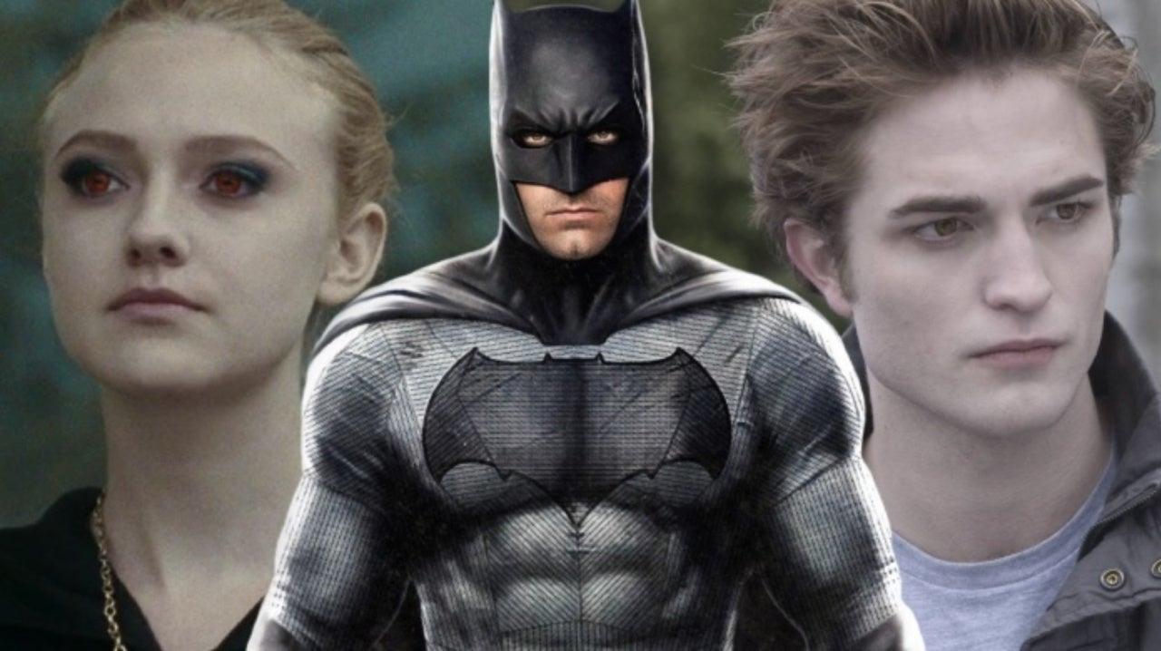 Dakota Fanning Thinks Her Twilight Co-Star Robert Pattinson as Batman Is Awesome