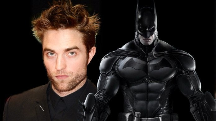 Robert Pattinson Talks Batman Casting