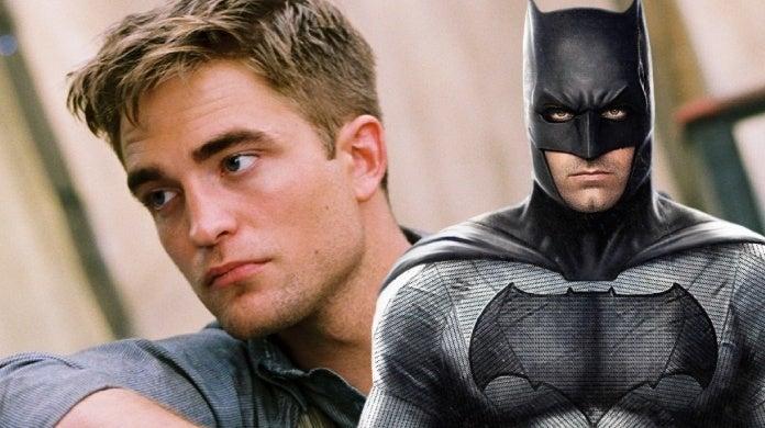 Robert Pattinson se recusa a responder a perguntas sobre o Batman