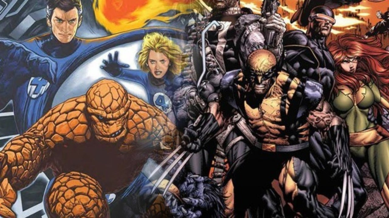 Avengers: Endgame Directors May Return to Marvel for These Fantastic Four and X-Men Characters