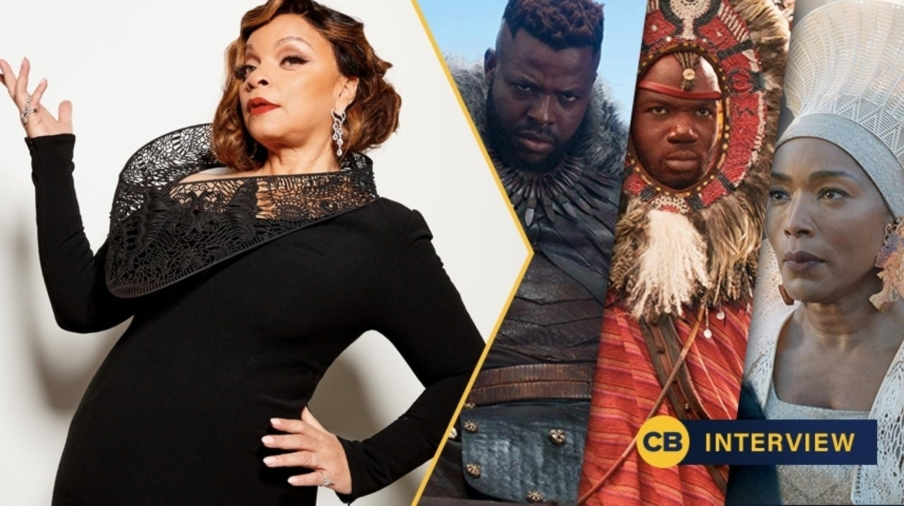 Black Panther Costume Designer Ruth E. Carter on Storytelling through Costuming, the Academy Awards, and More