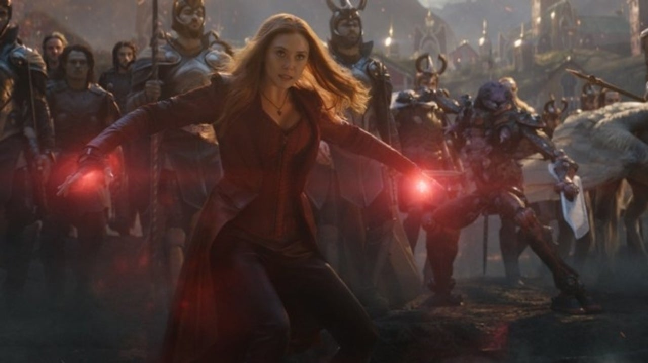 How Avengers: Endgame Turned Scarlet Witch into One of the MCU's Most Powerful Heroes
