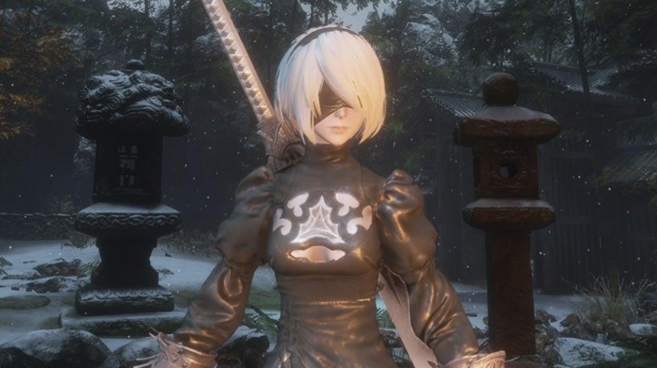 NieR: Automata's 2B Invades Sekiro: Shadows Die Twice With This Mod