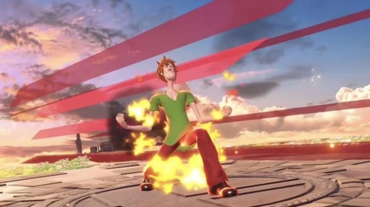 Super Smash Bros  Ultimate Mod Adds Shaggy