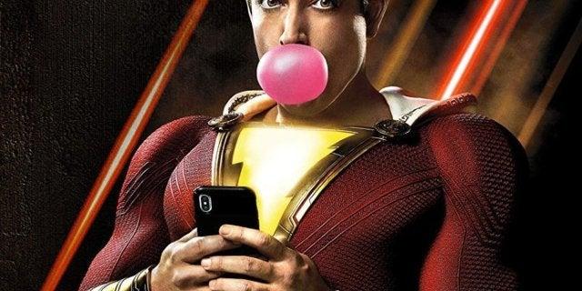 Shazam! Home Entertainment Details Released