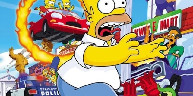The Simpsons: Hit & Run Remaster Could Happen, Says Producer