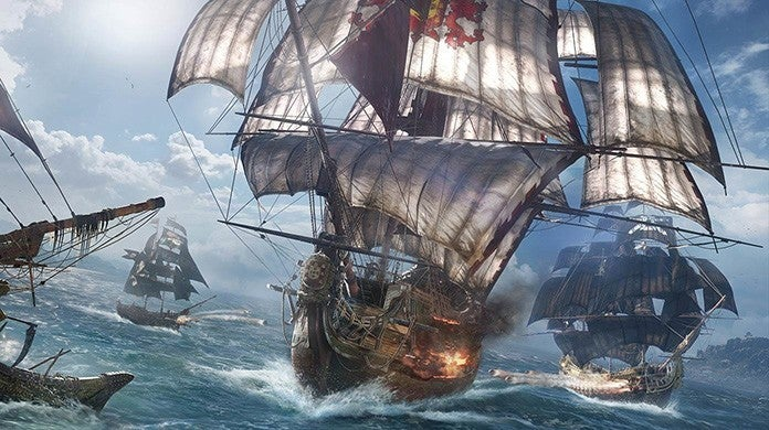 Skull and Bones Delayed