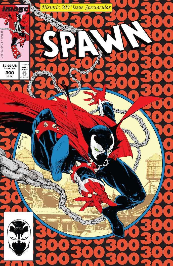 Spawn300_Parody_McFarlane COVER