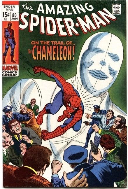 Spider-Man Chaemeleon