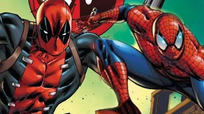 Spider-Man Deadpool Rob Liefeld