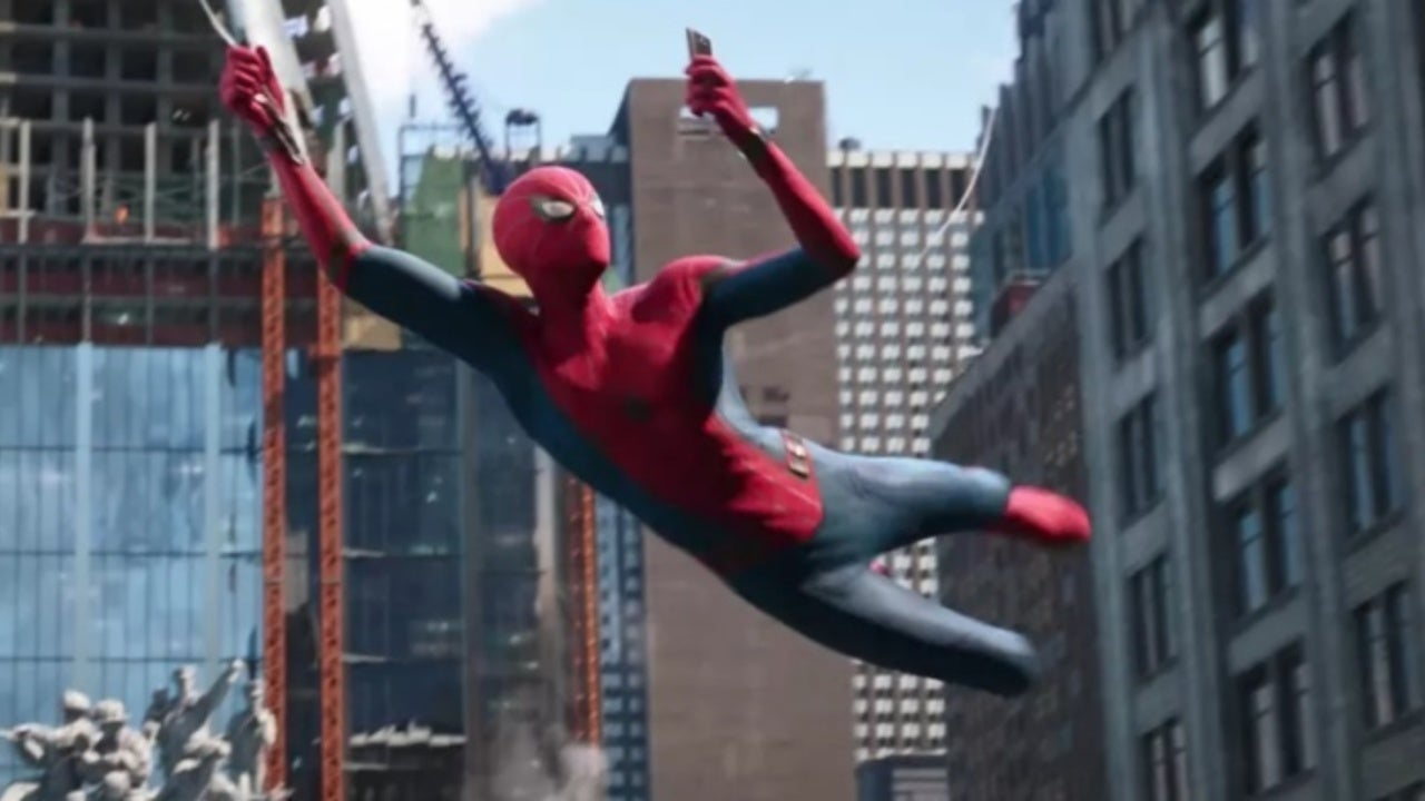 Spider-Man: Far From Home Reveals Peter Made New Suit