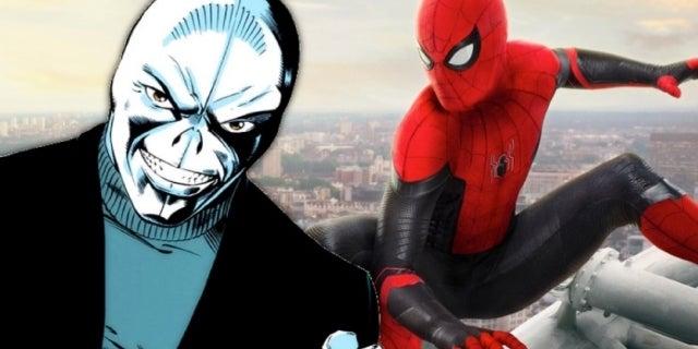 Spider-Man Far From Home Chameleon ComicBookcom