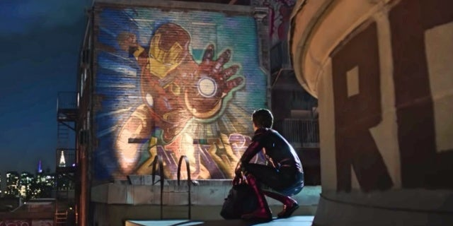Spider-Man Far From Home Iron Man