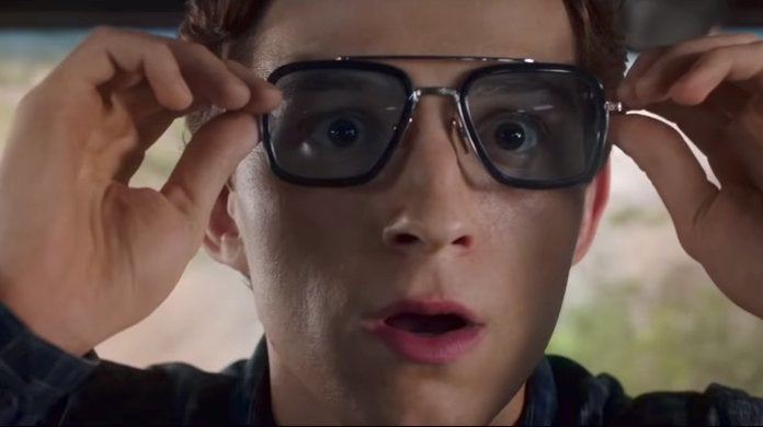 Spider-Man: Far From Home Iron Man Robert Downey jr Cameo