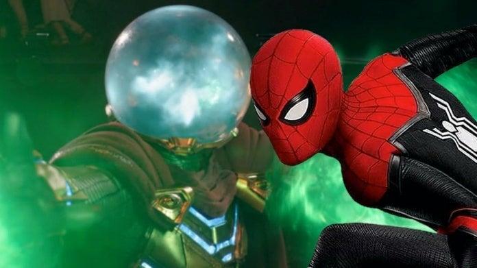 Spider-Man Far From Home Mysterio ComicBookcom