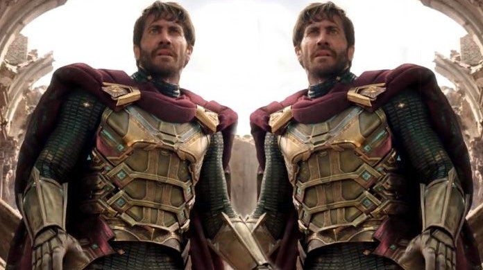 spider-man far from home mysterio jake gyllenhaal