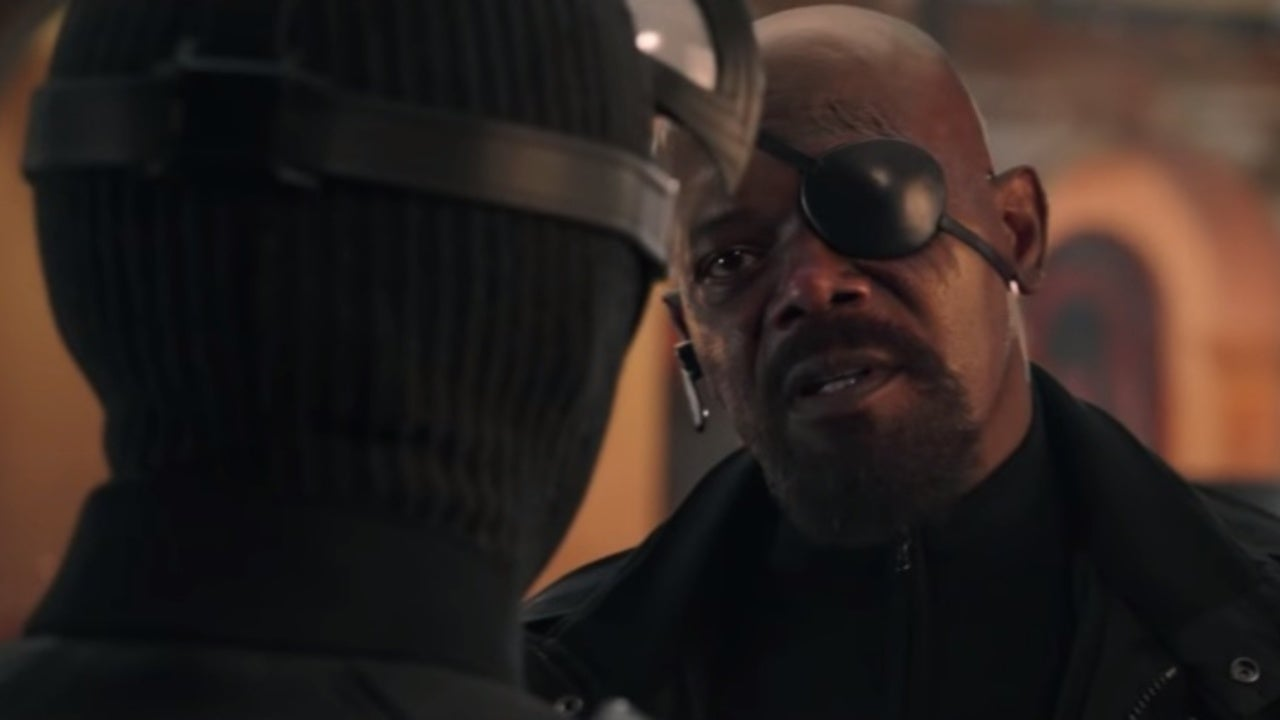Samuel L. Jackson Improvised One Of Spider-Man: Far From Home's Best Lines