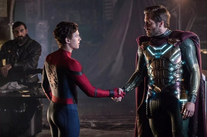 Spider-Man Far From Home Peter Beck Dmitri
