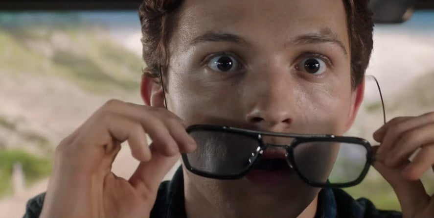 spider-man far from home tony glasses
