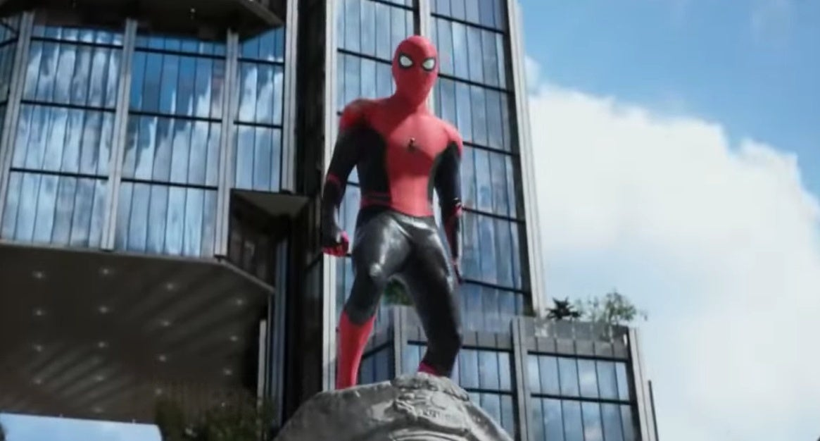 spider-man far from home tower