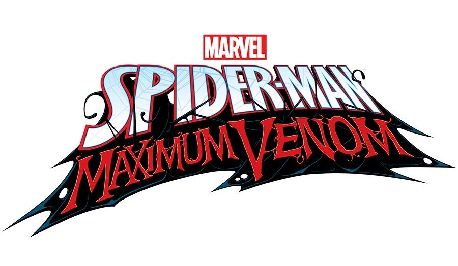 Spider-Man-Maximum-Venom-Logo