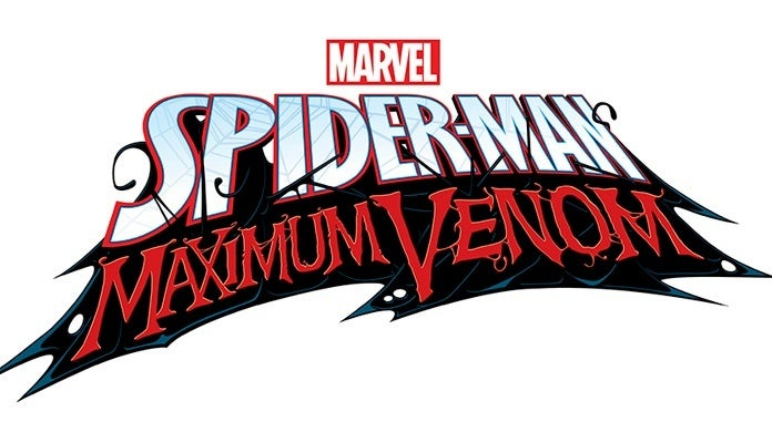 Spider-Man-Maximum-Venom-Logo-Header