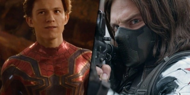 Tom Holland Surprises Avengers: Endgame Co-Star Sebastian Stan with Fan Question During MCM London