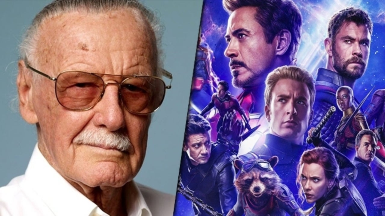 Stan Lee Was De-aged 45 Years for Avengers: Endgame Cameo