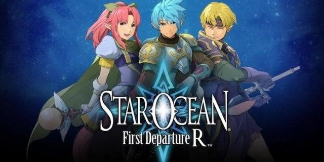 Star Ocean - Cover