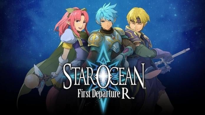 Star Ocean: First Departure R anunciado para PS4 e Nintendo Switch